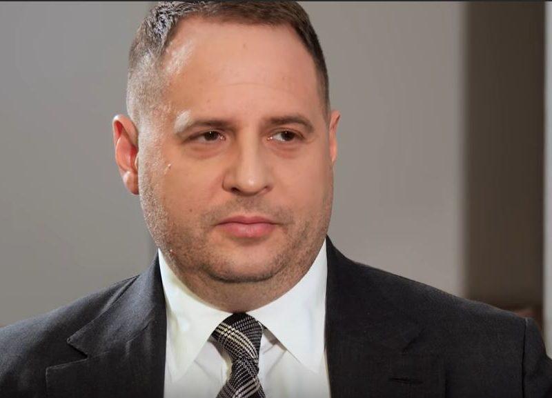 Ермак опроверг, что имеет тайные соглашения с РФ: «Это конспирология»