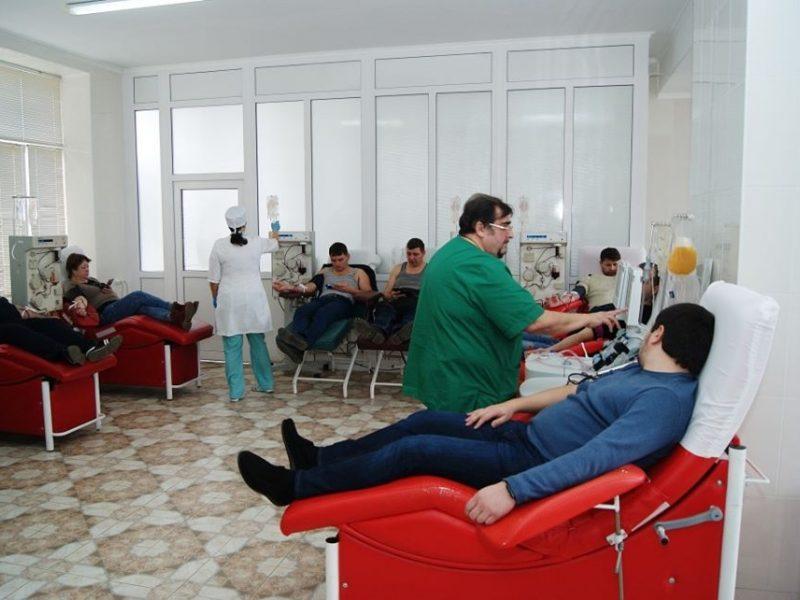 В Украине установили требования к качеству донорской крови