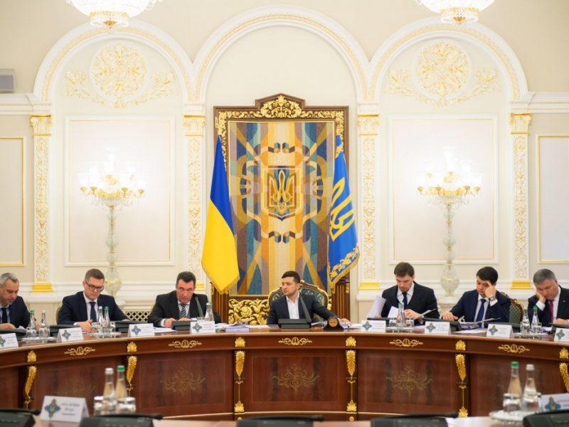 «Безопасность человека – безопасность страны». Новая стратегия нацбезопасности и обороны Украины