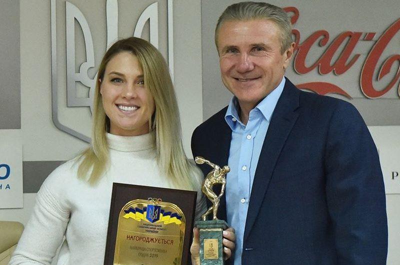 Николаевская саблистка Ольга Харлан получила 12-ю награду НОК как лучшая спортсменка месяца (ФОТО)