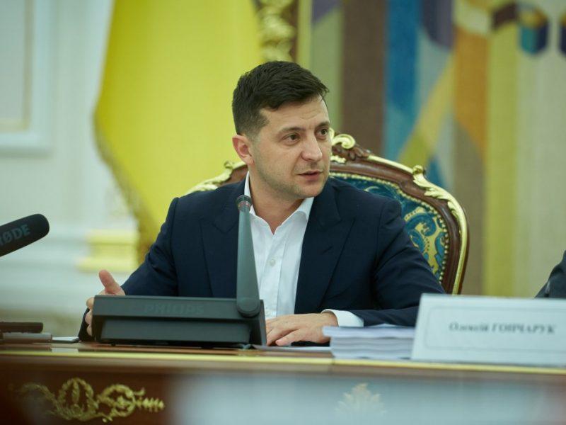 Зеленский обещает не закрывать границы для украинцев во время локдауна (ВИДЕО)