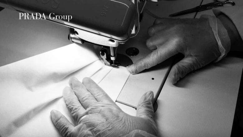 Prada пошьет 110 тысяч масок и 80 тысяч комплектов спецодежды для итальянских врачей