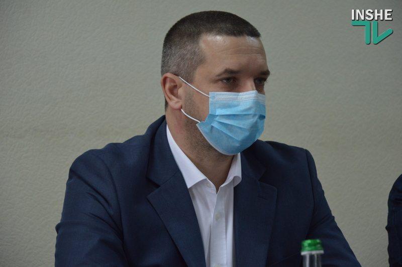 «Она полностью не владеет ситуацией» – глава Николаевской ОГА раскритиковал главу Николаевского облсовета за позицию по готовности области к коронавирусу (ВИДЕО)