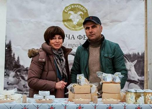 Секреты украинского сыровара. Сыры в листьях крапивы и черемши (ФОТО)