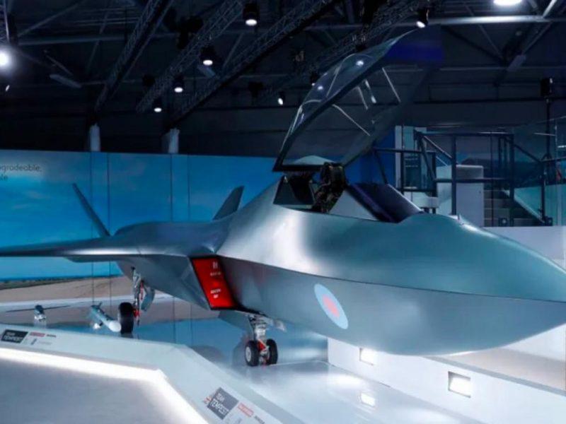 Япония планирует создавать боевые истребители самостоятельно