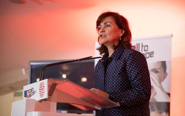 У вице-премьера Испании обнаружили коронавирус