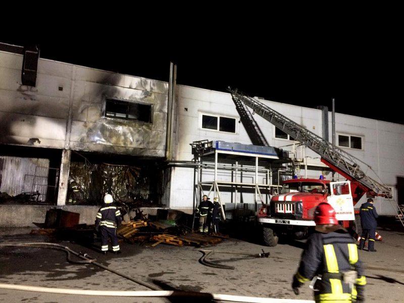 Поджигателя супермаркета в Николаеве осудили на 3 года условно