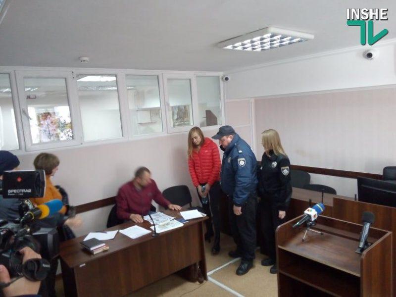 Обновлено. В Николаеве избирают меру пресечения спортсменке, которая, не имея водительских прав, сбила насмерть пешехода (ФОТО, ВИДЕО)