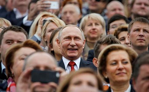 В России предлагают дать неприкосновенность экс-президентам