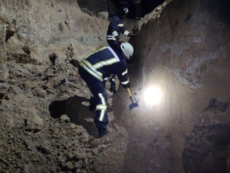 Под Одессой оползень убил двух человек (ФОТО)