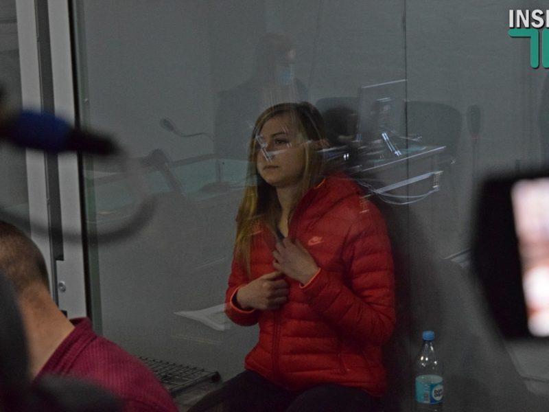 Суд назначил арест спортсменке, которая насмерть сбила пешехода в Николаеве