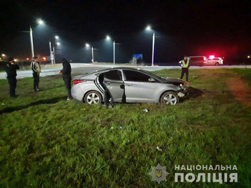 ДТП возле Мешково-Погорелово. Девушка в больнице (ФОТО)
