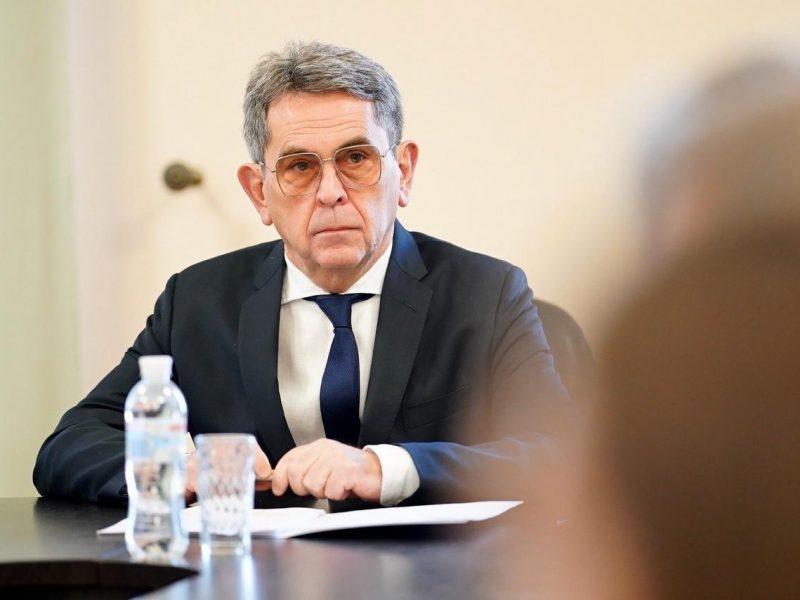 """В """"Голосе"""" для голосования в ВР подготовили постановление об отставке главы Минздрава Емца"""