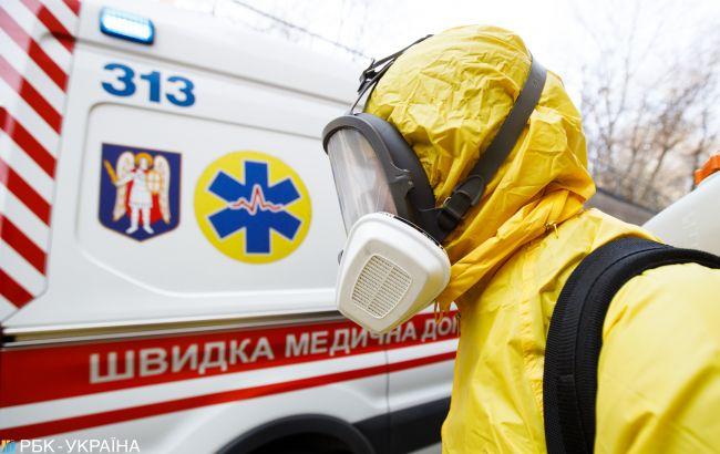 В Запорожской области зафиксировано пять случаев инфицирования коронавирусом