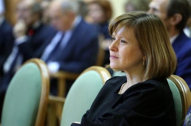 Новым временным министром образования стала Мандзий
