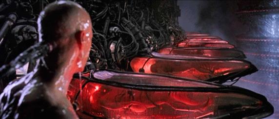 Добро пожаловать в Матрицу: Microsoft предлагает майнить криптовалюту энергией человеческого тела