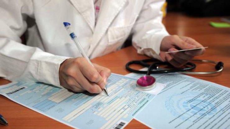 Выплата больничных в Украине задерживается все сильнее, – Фонду страхования не хватает денег