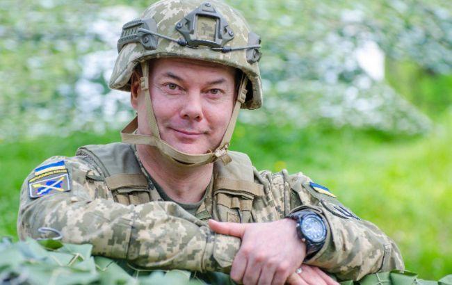 Генералу Наеву вернули командование ООС на Донбассе