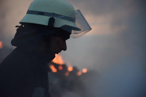За сутки на Николаевщине спасатели дважды тушили пожары в жилом секторе