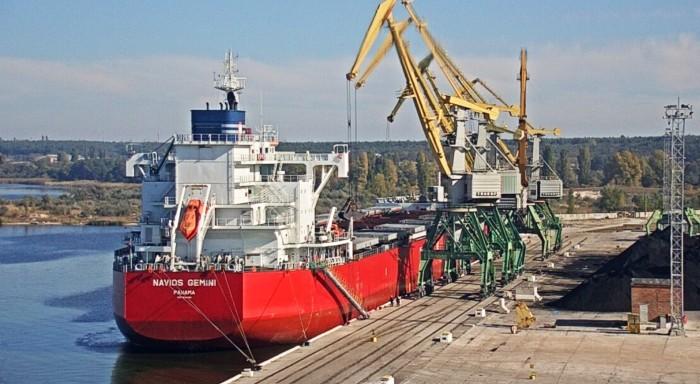 """В порт """"Ольвия"""" вернутся грузы военного и двойного назначения"""