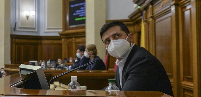 Зеленский поручил проверить информацию о ввозе в Украину контрабандой вакцины от COVID-19