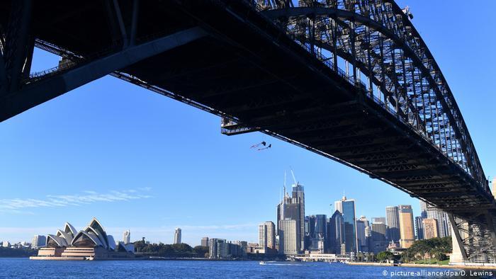 Стало ясно, откуда в Австралии появился коронавирус, – от пассажиров круизного лайнера