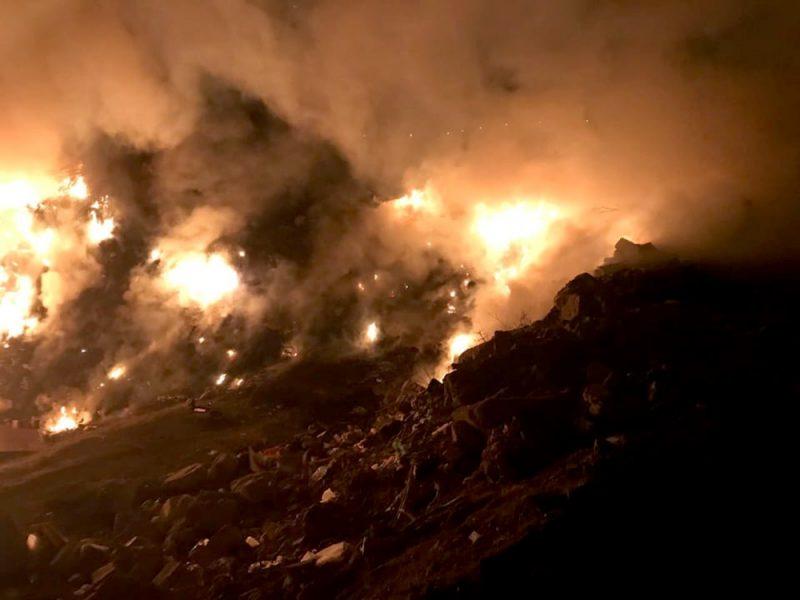 В течение суток на Николаевщине огнем уничтожено более 1,5 га сухостоя (ФОТО)