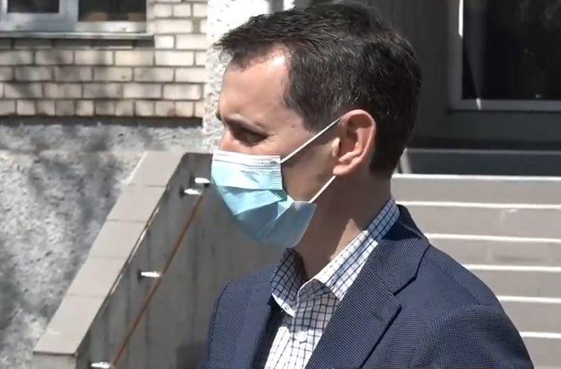 Перед визитом в Николаев главный санитарный врач Украины провел спецоперацию