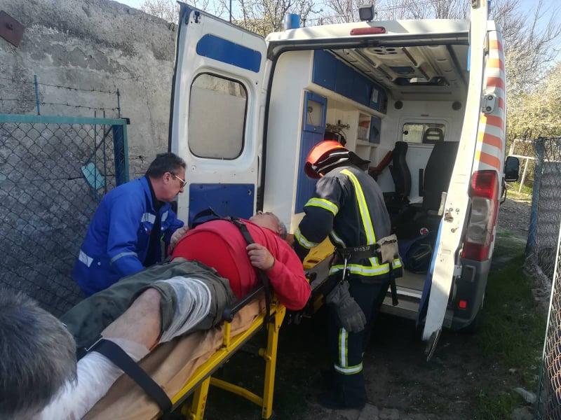 Николаевцы за прошлые сутки дважды проваливались в опасные ямы (ФОТО)
