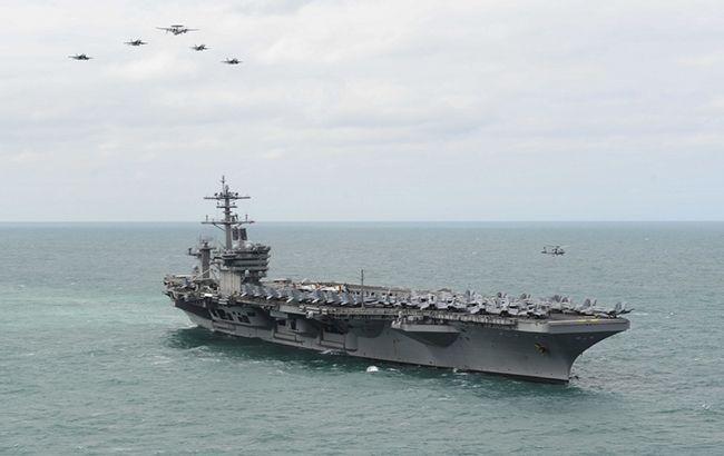 Передумали. США отменили заход своих кораблей в Черное  море
