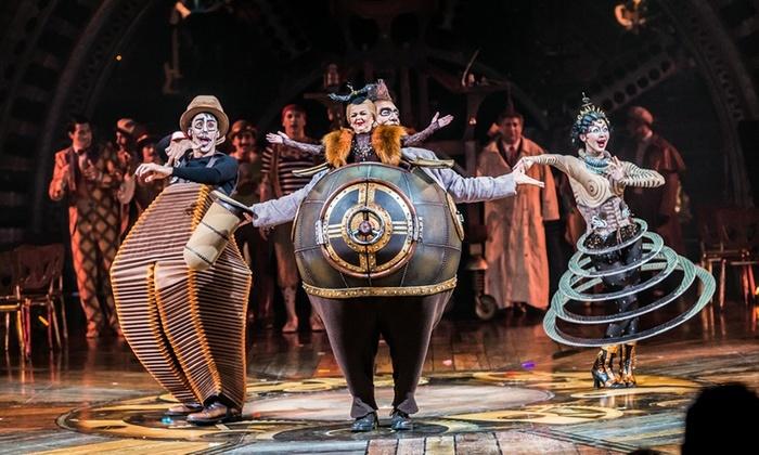 Cirque du Soleil провел бесплатную трансляцию для тех, кто в самоизоляции (ВИДЕО)