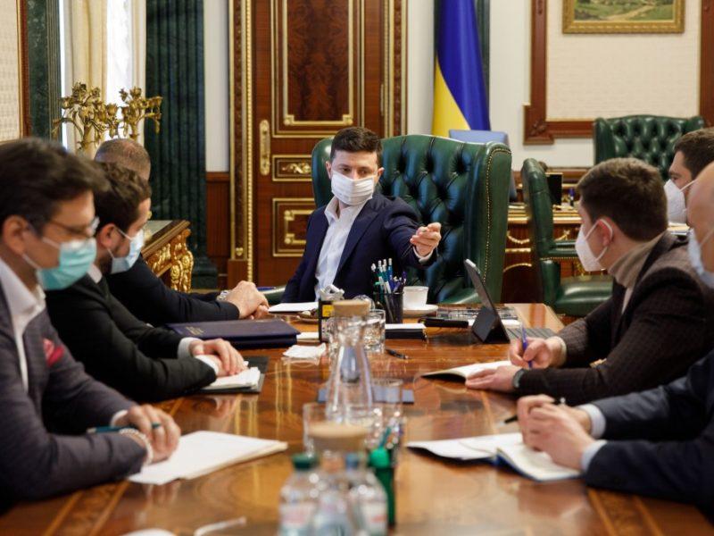 Руководство государства проводит консультации, нужен ли локдаун, – ОП