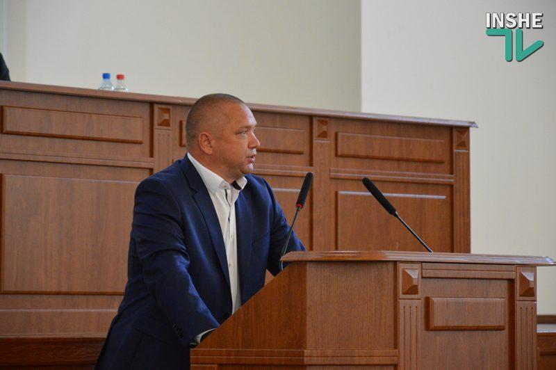 «Николаевская область не уникальная, у нас есть коронавирус» – глава фракции «Наш край» в облсовете Юрий Кормышкин