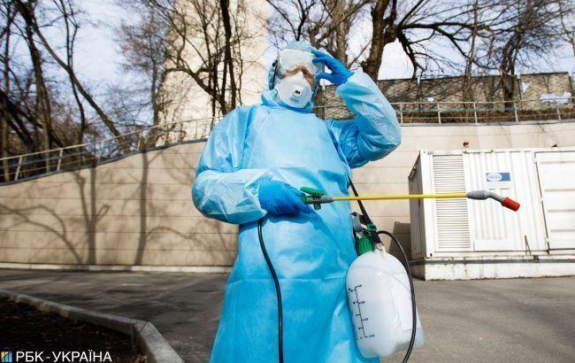 В Украине за сутки – 11 057 случаев коронавируса