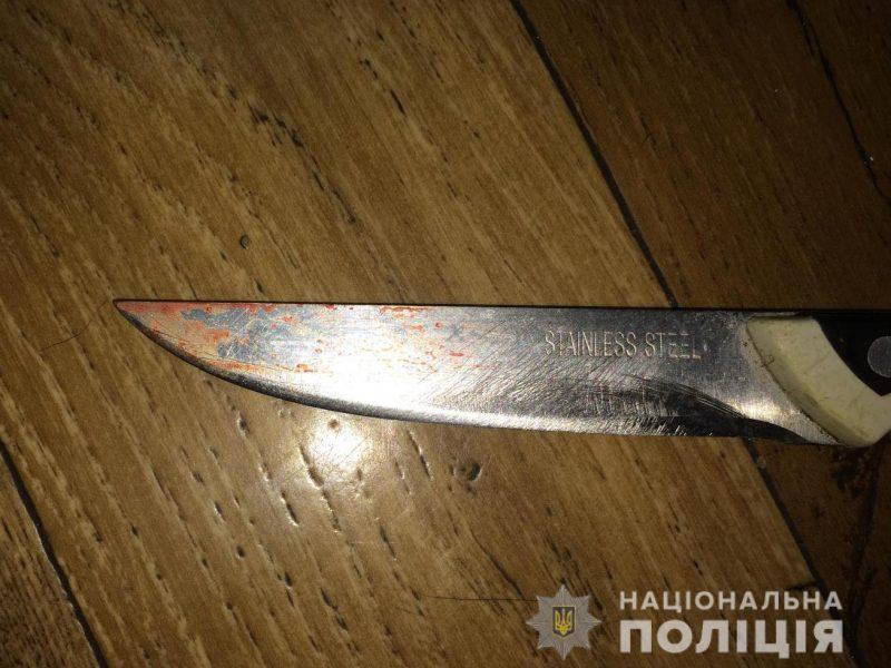 На Николаевщине ссора двух пациентов больницы закончилась поножовщиной