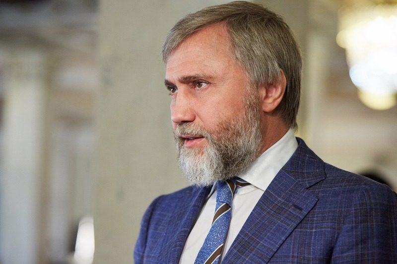 Венедиктова открыла дело против депутата Новинского – СМИ