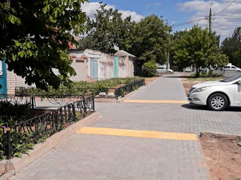 Отрезок улицы 3-й Слободской капитально отремонтировали (ФОТО)