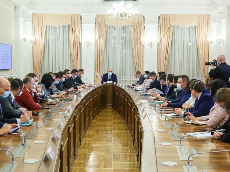 В Украине должен быть трехмесячный запас средств индивидуальной защиты от коронавируса – ОП