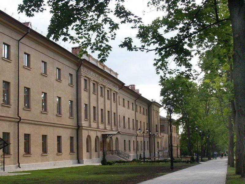 Николаевский краеведческий музей открывается для посетителей