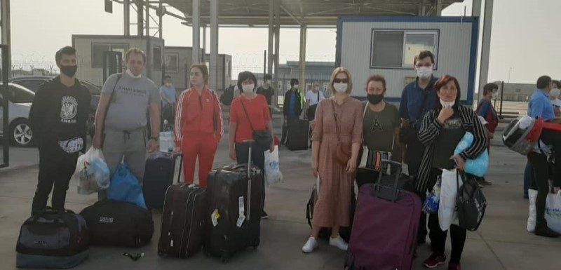 Украинцы возвращаются: из Турции- паромом, из США, Кипра и Финляндии – самолетами