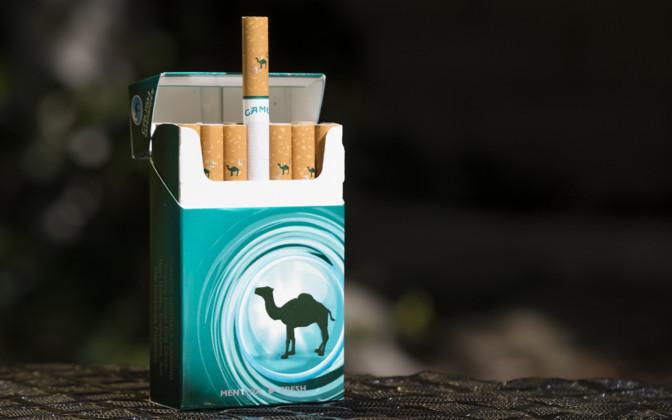 С сегодняшнего дня в Евросоюзе запрещено продавать сигареты с ментолом
