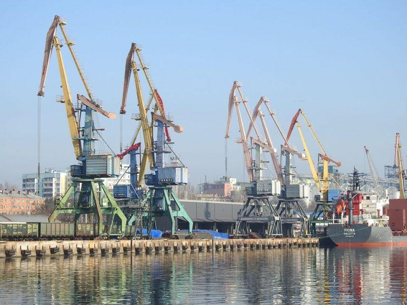 Из-за приостановки НГЗ Николаевский морской порт обработал на 4% меньше грузов