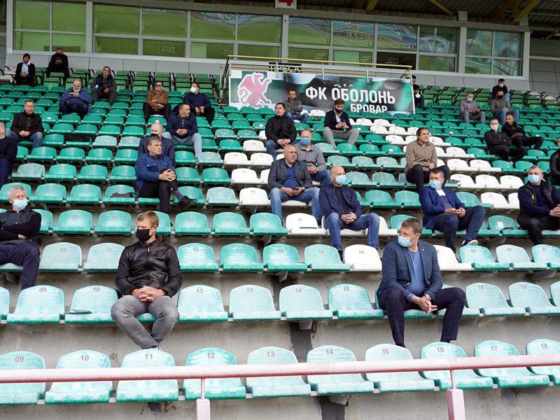 Совет лиг ПФЛ принял решение о досрочной остановке соревнований (ФОТО)
