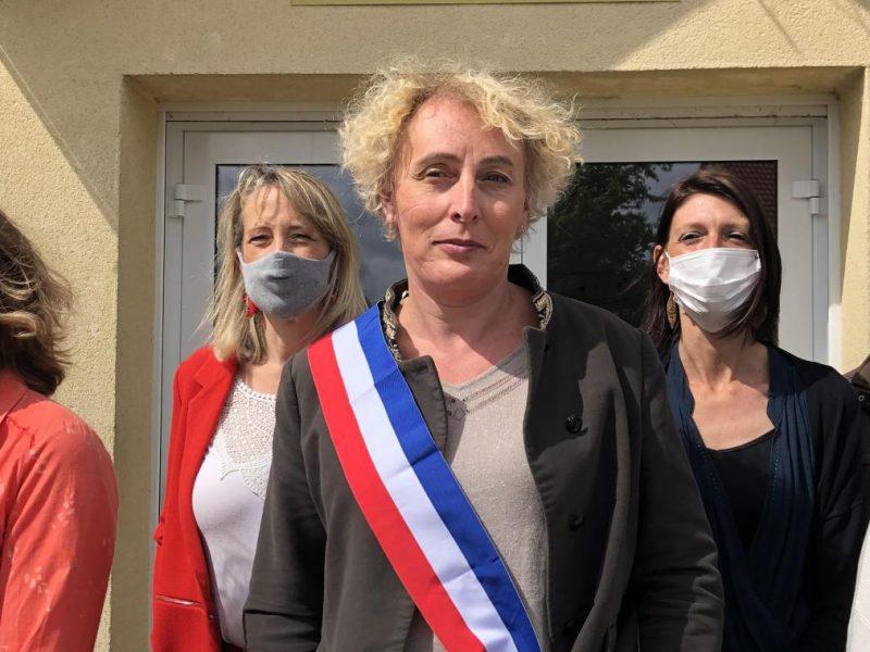 Впервые в истории мэром французского городка стала женщина-трансгендер