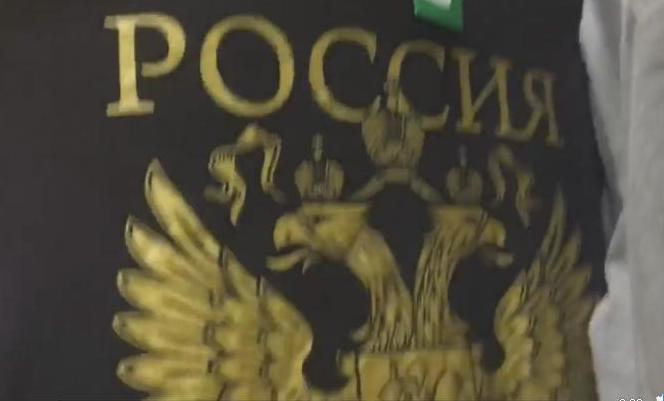 «Какая война? У кого война?»: в Николаеве продавец секонд-хенда весьма интересно отреагировала на продажу футболки с символикой России (ВИДЕО)