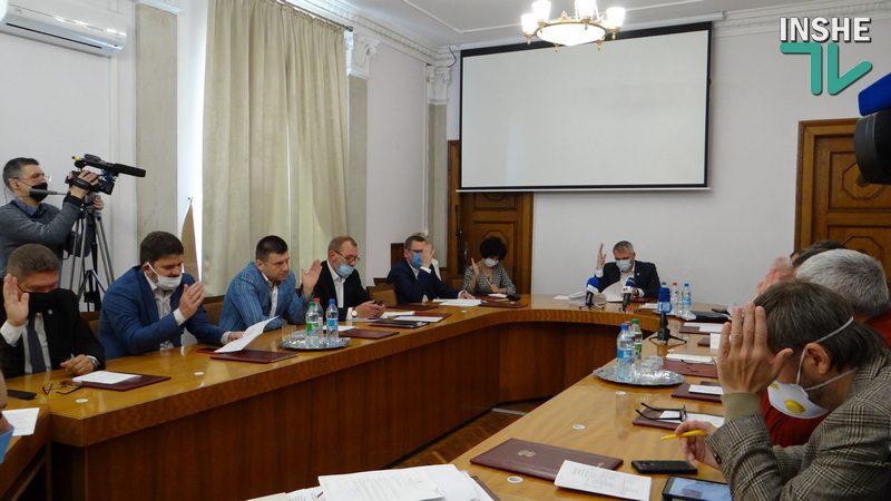 Исполком предварительно согласовал Программу по противодействию распространению коронавируса в Николаеве стоимостью 84 млн.грн. (ВИДЕО)