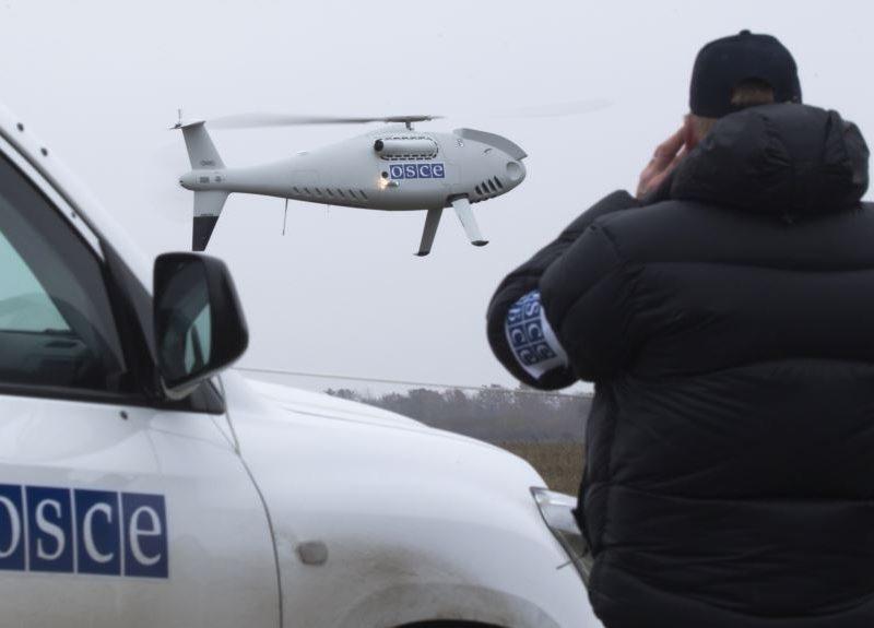 Вооруженные боевики в Донбассе удерживали наблюдателей ОБСЕ почти 3 часа – заявления США и ОБСЕ