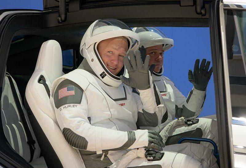 За историческим полетом астронавтов NASA на корабле Маска можно будет следить онлайн (ВИДЕО)