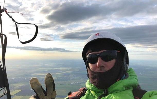 Украинский парапланерист пролетел рекордные 350 км из Киевской области в Николаевскую