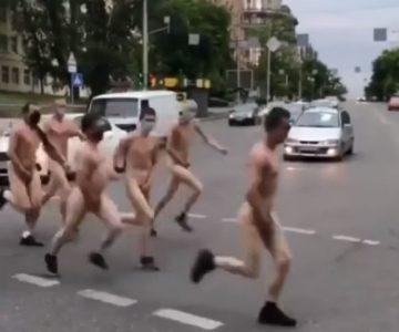 Видео Голых Мужчин